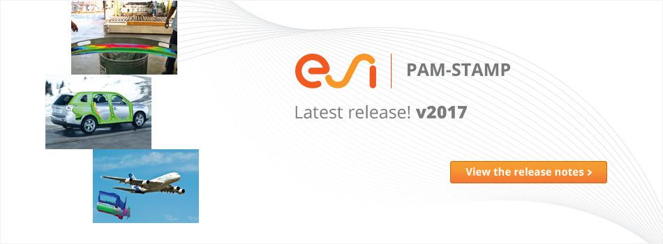 PAM-STAMP 2017