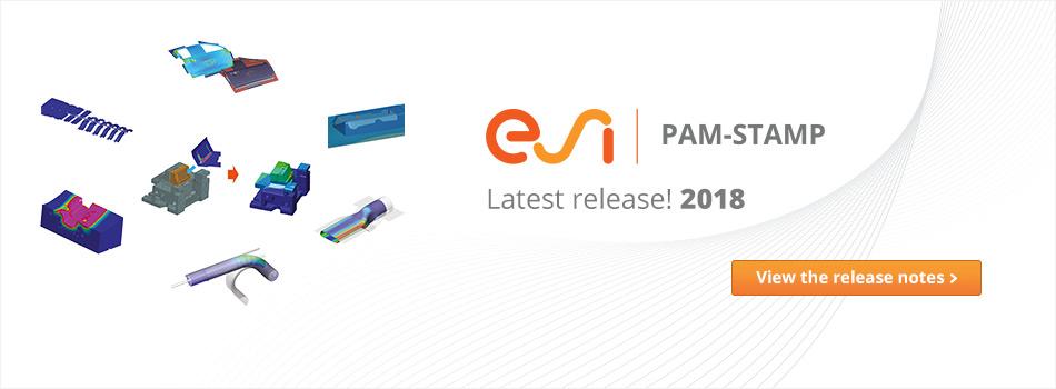 PAM-STAMP 2018