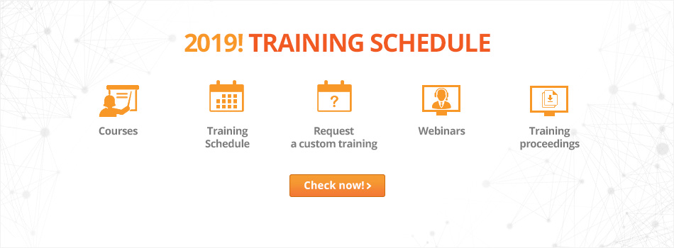 World Wide ESI Training Schedule