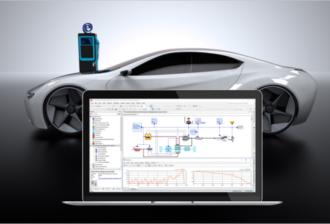 ESI Unveils the Most Intuitive and Reliable System Simulation Software, SimulationX 3.9