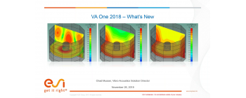 VA One Release Webinar 2018