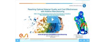Reaching Optimal Material Quality and Cost Effectiveness with Additive...