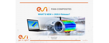 PAM-COMPOSITES 2020 Release Highlights