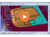 PAM-DIEMAKER for CATIA V5 2017 - Example manual in VIDEOS