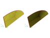 Bending of an Anisotropic Elliptical Plate