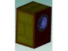 Loudspeaker - FE-BEM model