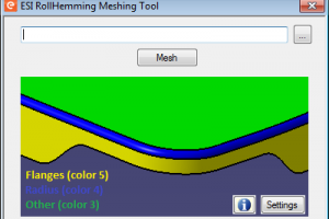 Roll Hemming Meshing Tool 1.0