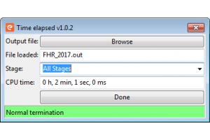 CPU time tool V1.0.2
