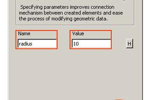 Using Parameters to Create Your Geometry in CFD-GEOM