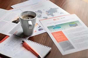 e-café #1- Détermination de la courbe de déplacement du piston à l'aide de ProCAST™