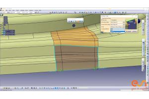 Construction tools : Generic Operations - PAM-DIEMAKER for CATIA V5