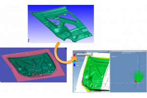 Cold forming - Die face design and forming validation