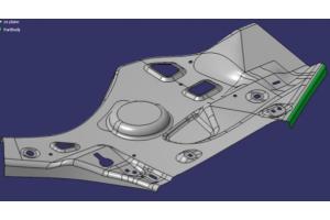 Standard forming example manual - C Pillar
