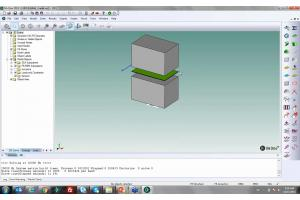 How can I model thin and thick plate composites in VA One