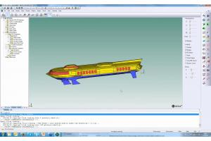 How can I build predictive noise models of marine vessels and structures