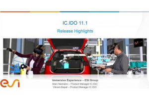 IC.IDO 11.1 User Webinar
