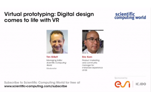 Virtual prototyping: Digital design comes to life with VR