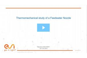 Thermomechanical Behavior of Components in the Nuclear Industry