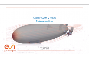 OpenFOAM Release Features v1906
