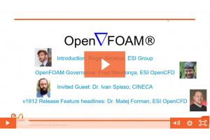 OpenFOAM v1912