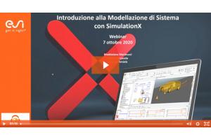 Introduzione alla Modellazione di Sistema con SimulationX