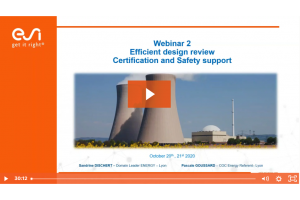 Efficient design review, certification and safety support
