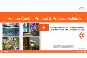 La Réalité Virtuelle : une solution pour les usines à construire, en service ou en démantèlement