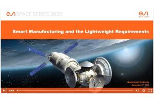 Smart Manufacturing and the lightweight requirements