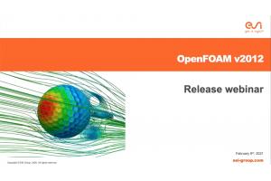 OpenFoam v20.12 - Release Highlights