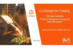 Co-Design for Casting_ A bridge between Product Designers, Buyers & Manufacturers