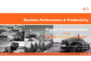 Heavy Industry - Machine Performance & Productivity