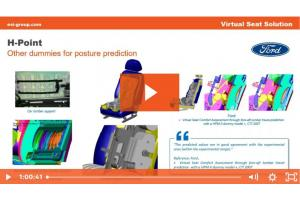 Virtual Seat Solution for Seat Design