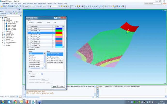 PAM-COMPOSITES 2016.0: What's new for Curing and Distortion simulation?