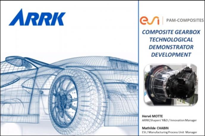 Electrical vehicle Gearbox demonstrator development