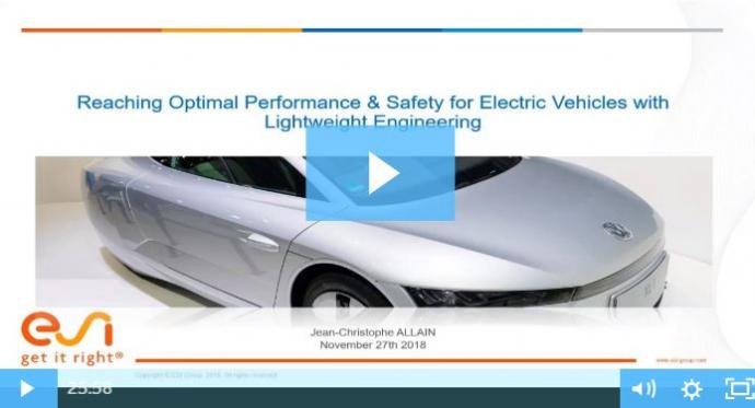 Reaching Optimal Safety and Performance for Electric Vehicles