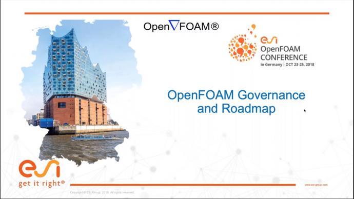OpenFOAM v1812 Release Features Webinar