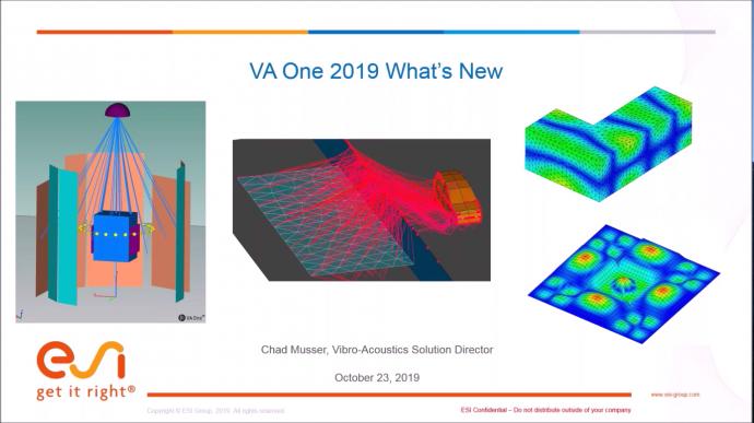 VA One 2019 - What's New