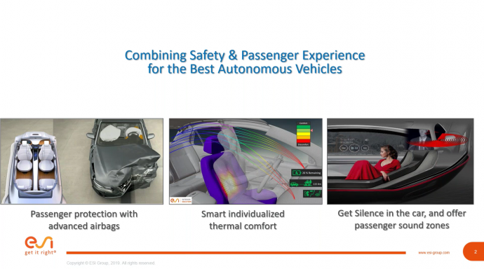 Combining Safety & Passenger Experience for the Best Autonomous Vehicles