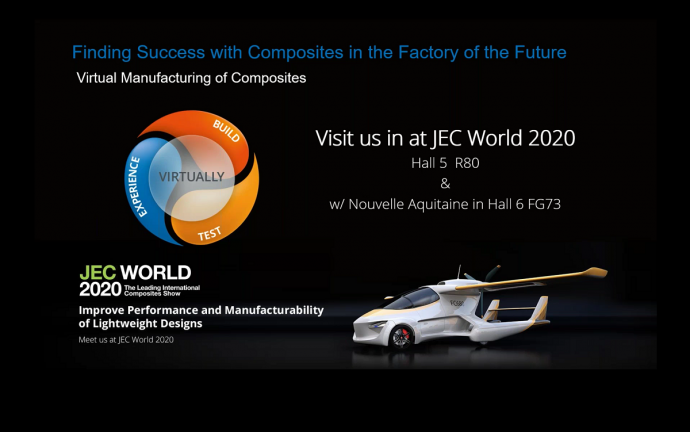 Finding Success With Composites Through Virtual Manufacturing