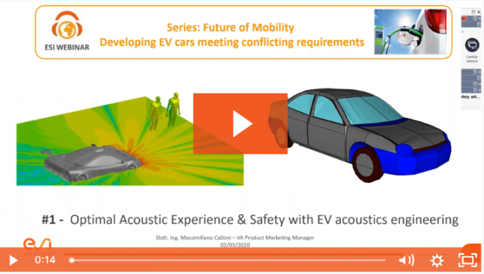 Optimal Acoustic Experience & Safety with EV Engineering