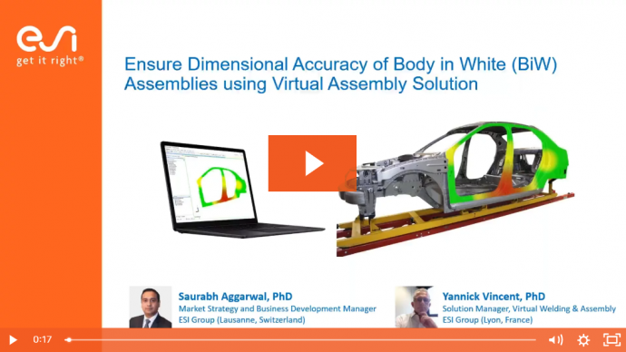 Ensure Dimensional Accuracy of Automotive Body-in-White