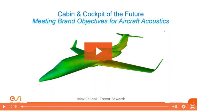 Ensure Optimal Cabin & Cockpit Acoustic Comfort