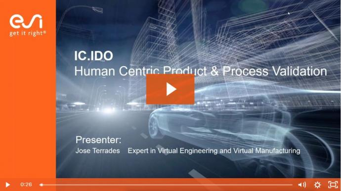 Human Centric Product and Process Validation