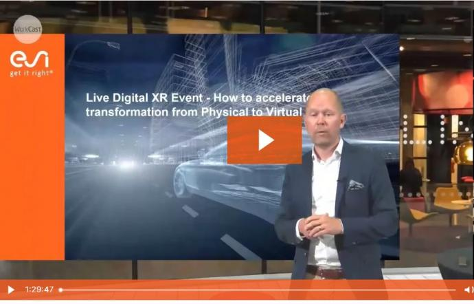 XR Event - How to accelerate the transformation from Physical to Virtual